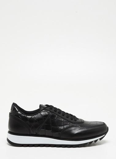 F By Fabrika F By Fabrika Lemar Kahve Erkek Ayakkabı Siyah
